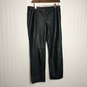 Moda International Christie Fit Faux Leather Pants